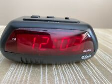 Elgin Model 3138 Digital Alarm Clock - Battery Back Up with Snooze Alarm