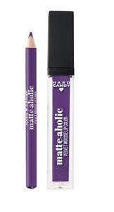 Hard Candy Matte-Aholic Candy Shop 1532 Lipstick & Liner