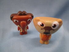 McDonalds 2012 ICE AGE Manny Scrat cake toppers