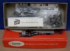 Vintage Ulrich Hi-Liner Ho 1:87 Mack Coe w Schlitz Trailer Semi Diecast Kit Nib