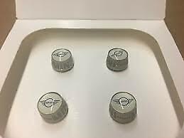 Valve Caps Genuine Mini Set of 4 36122447403