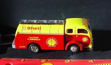 100% HW SHELL OIL DELIVERY  WHITE 3000 CAB OVER TRUCK RUBBER TIRE LIMITED