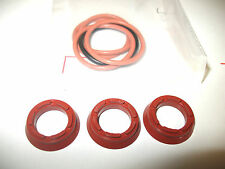 Yamaha RD350YPVS RZ350 Power Valve Oil Seal O Ring x4 NOS RD350F RD RZ SEALS NEW