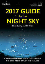 2017 Guide to the Night Sky book. Used - acceptable