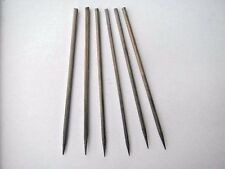 HO Scale 30 Ft. Power Poles set of 6 (poles only) for Model Railroad (2318)