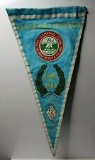 "British camping club Diamond Jubilee pennant 13"""