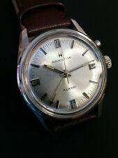 Vintage Hamilton cricket alarm watch cal.642 vulcain cal.120 SWISS made