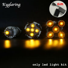 Kyglaring LED Light for LEGO 21309 Ideas NASA Apollo Saturn V Beleuchtungs 21309