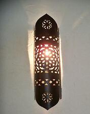 54 cm!! applique murale Marocaine fer forgé lampe lustre lanterne orientale