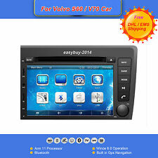 Car DVD Player/GPS/Navigation for Volvo S60/V70,Autoradio,RDS,Ipod,BT,SWC,TV