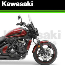 NEW 2015 2018 GENUINE KAWASAKI VULCAN S 650 COMPLETE MEDIUM FIXED WINDSHIELD KIT Fits 2017 Kawasaki Vulcan