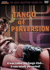 Tango of Perversion (DVD) Mondo Macabro Greek Collection