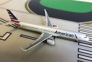 American Airlines Airbus A321neo N400AN currentcolors 1/400 diecast Aeroclassics