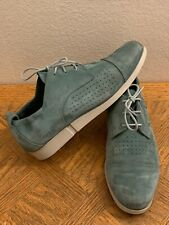 Arche LN Suede Oxford Captoe Lace Up Women's Shoes Size 40