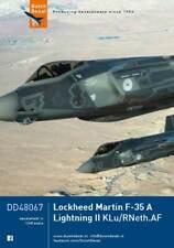 Dutch Decal 1/48 Lockheed-Martin F-35A Lightning KLu # 48067