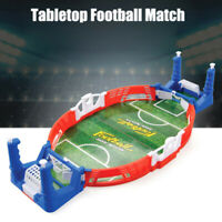 Football Board Match Game Kit Tabletop Soccer Toys For Kids Portable Table S_EO