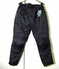 "Reflex Weatherproof Waterproof Zip Quilted Mountain Bike Padded Pants 44"" x 34"""