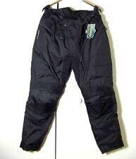 "Reflex Weatherproof Waterproof Zip Quilted Mountain Bike Padded Pants 44"" x 34"""