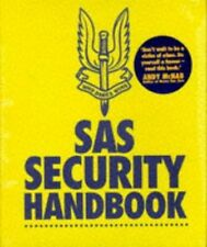 LK NEW The SAS Security Handbook Home Travel Specialised Expertise Andrew Kain