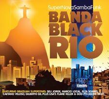 BANDA BLACK RIO - SUPER NOVA SAMBA FUNK  CD NEUF