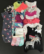 GYMBOREE GIRLS SIZE 6 HUGE LOT OUTFITS SUMMER SPRING NWT $312.00