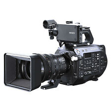 Sony PXW-FS7M2 Mark II 4K XDCAM Super 35 Camera System Camcorder & 18-110mm Lens
