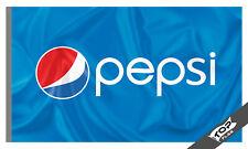 New listing Pepsi Cola Flag Banner 3x5 ft Drink Sip Beverage Store Garage Cave