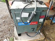 Hobart Charger, Mdl. 1R6-680, S/N 180Cs04504, Battery Type La, Cells 6, 208/240/