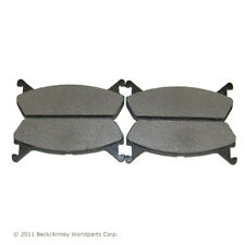 Disc Brake Pad Set Rear BECK/ARNLEY 082-1389