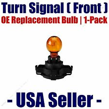 Front Turn Signal Light Bulb 1pk - Fits Listed Land Rover Vehicles - 5200/PY24W