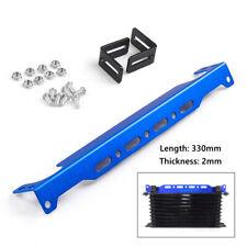 1X Universal Aluminum Oil Cooler Mounting Bracket for British Type Oil Cooler