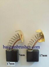 CARBON BRUSHES fits Mobility Scooter FreeRider Kensington Mercury GT Motor E12