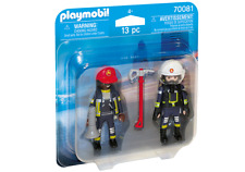 PLAYMOBIL® 70081 DUO PACK BOMBEROS