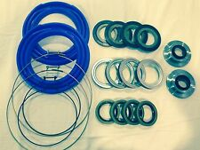 Rockwell 2.5 Ton 20 Pc Blue Boot And Seal Kit M35 M109 Military Mud Crawler 4x4