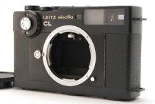 【EXC+5】 Leitz Minolta CL Rangefinder 35mm Film Camera Body From JAPAN i26