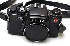 Leica R-E Black  SLR