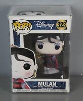 Funko Pop! Vinyl Figure Disney Mulan #323 w/ Protective Box  [GS E]