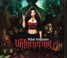 Within Temptation-The Unforgiving Cd +dVD Box incl booklett and poster