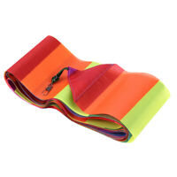 10 Meters Rainbow Bar Kite Tail for Delta Kite Stunt Kite Kite Accessory A#S