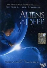 Dvd ALIENS OF THE DEEP - (2005) *** James Cameron *** ......NUOVO