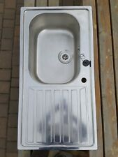 *HURRY* Astracast Kitchen Sink Stainless Steel Deep Bowl 980 X 510MM