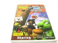 MAX LUCADO HERMIE AND FRIENDS TO SHARE OR NOT TO SHARE DVD (GENTLY PREOWNED)