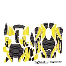 Adhesivos amarillos emisora Kyosho Kt-200 / Kt-201 36271y