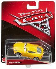 Cars 3 - CRUZ RAMIREZ - Mattel Disney Pixar Soddisfatti o Rimborsati