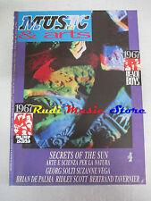 Rivista MUSIC & ARTS 153-154/1992-93 Byrds Beach Boys Suzanne Vega R.Scott No cd