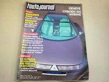 """REVUE  """" L' AUTO JOURNAL """" N° 5  ANNEE  1985  *"""