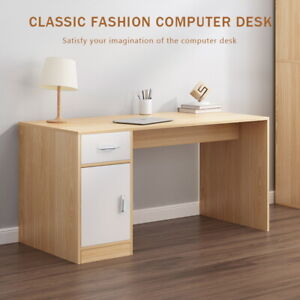 Schreibtisch Computertisch Bürotisch PC Arbeitstisch Gamingtisch mit Schubladen