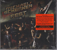 MICHAEL SCHENKER FEST 2019 CD - Revelation + 3 (Ltd. Digi.) Scorpions/MSG - NEW
