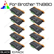 10 pk H.Y TN880 Toner Cartridge For Brother MFCL6700DW HLL6200DW HLL6200DWT