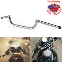 Krator Motorcycle Handlebar 7//8 Black Bars Euro Style For Yamaha XS 360 400 500 650 750 850 900 1100